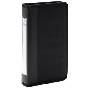 STORM กระเป๋าใส่ซีดี 60 แผ่น QF024 ผ้า ดำ