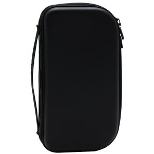 STORM กระเป๋าใส่ซีดี 80 แผ่น QFB180 พีพี ดำ