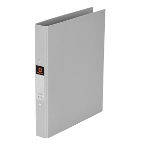 ELEPHANT 221 2-O-RING BINDER FOLDER A4 1   SILVER