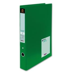 ตราช้าง แฟ้มห่วง 2 ห่วง 210P UPGRADE F สัน 1.2 นิ้ว สีเขียว