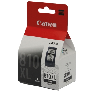 CANON PG-810XL ORIGINAL INKJET CARTRIDGE BLACK