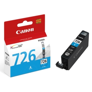 CANON CLI-726C ORIGINAL INKJET CARTRIDGE CYAN