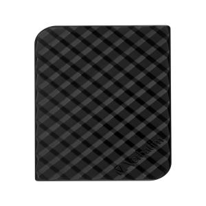 VERBATIM 2.5   PORTABLE USB 3 HARD DRIVE 1TB BLACK