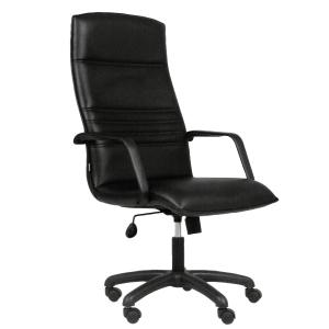 ACURA เก้าอี้ผู้บริหาร CR-4/M หนังเทียม ดำ
