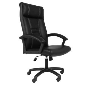 ACURA เก้าอี้ผู้บริหาร SCT/H หนังเทียม ดำ