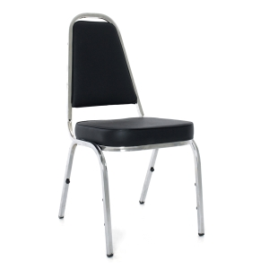 APEX APW-001 PARTY CHAIR PVC BLACK