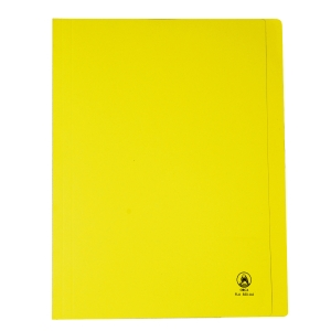 ORCA FLA550 PAPER FOLDER A4 240 GRAMS YELLOW - PACK OF 50