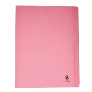 ORCA FLA550 PAPER FOLDER A4 240 GRAMS PINK - PACK OF 50