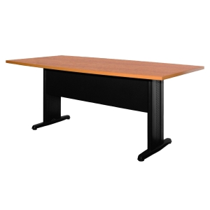 ACURA JACKL-200 MEETING TABLE CHERRY/BLACK