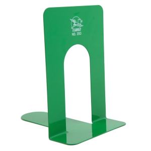 FLAMINGO BE470 BOOKEND 8.75X5.75  ASSSORTED COLOURS - PACK OF 2