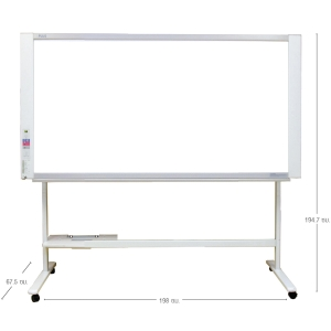 PLUS M-18W ELECTRONIC BOARD 180 X 91 CM.