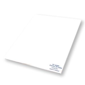 FLIPCHART PAPER PAD 65 X 90CM 25 SHEETS
