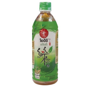 OISHI DRINK GREEN TEA ORIGINAL 500 MILLILITRES PACK OF 24