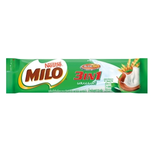 MILO MALT CHOCOLATE 3IN1 PACK OF 20