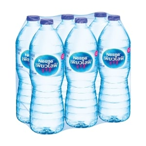 NESTLE DRINKING WATER PURE LIFE 1.5 LITRES PACK OF 6