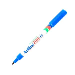 ARTLINE ปากกาเคมีหัวกลม EK-700 0.7มม. น้ำเงิน