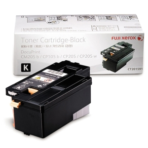 FUJI XEROX CT201591 ORIGINAL LASER CARTRIDGE BLACK
