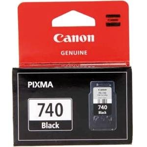 CANON ตลับหมึกอิงค์เจ็ท PG-740BK สีดำ