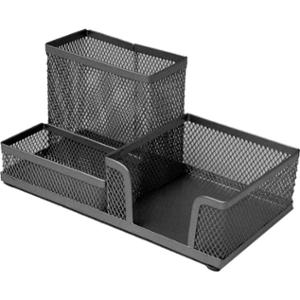 ORCA H-8008 DESK ORGANISER BLACK