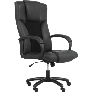 ACURA PATONG/H EXECUTIVE CHAIR PVC BLACK