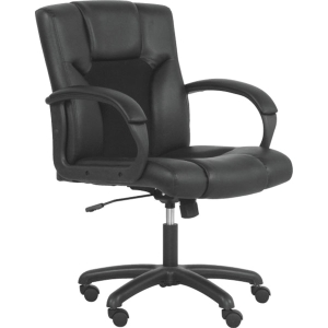 ACURA PATONG/M OFFICE CHAIR PVC BLACK