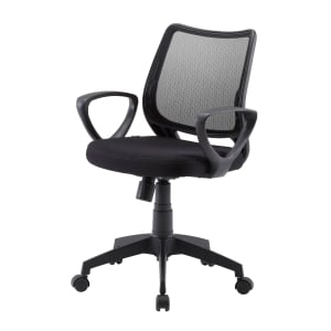 ZINGULAR RIVA OFFICE CHAIR BLACK