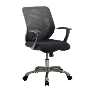 ZINGULAR CHRISTINA 1 OFFICE CHAIR BLACK