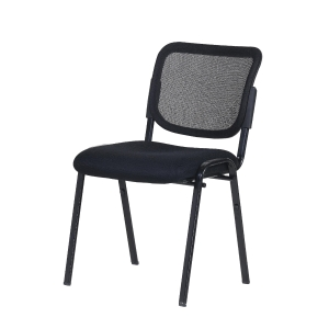 ZINGULAR EMMA PARTY CHAIR BLACK