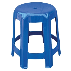 ACURA U-0008 PLASTIC CHAIR BLUE