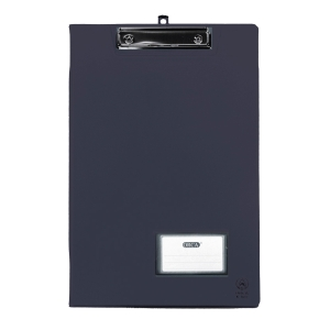 ORCA A-100 2-SIDED CLIPBOARD PVC A4 BLACK