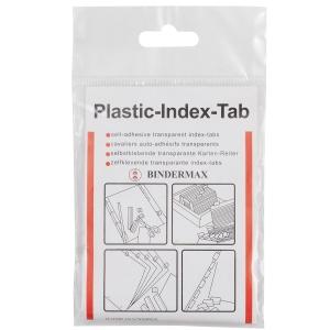 BINDERMAX อินเด็กซ์พลาสติก IT-015P 1.5   x 0.5   แพ็ค 15 ชิ้น