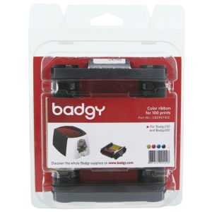 BADGY100 CBGR0100C COLOUR RIBBON