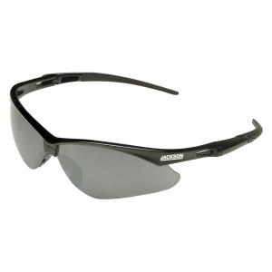 JACKSON แว่นตานิรภัย V30 เลนส์ควันบุหรี่