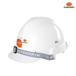 PUMPKIN SAFETY HELMET PULL WHITE