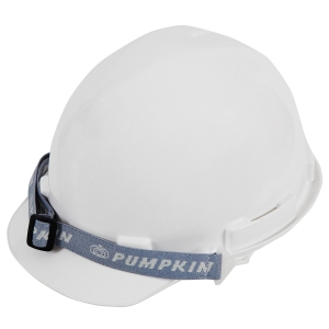 PUMPKIN SAFETY HELMET TURN WHITE