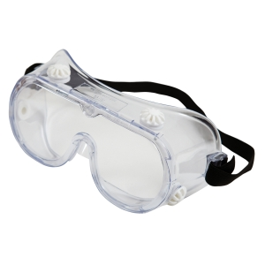 3M TEKK CHEMICAL SPLASH PROTECTION GOGGLES CLEAR