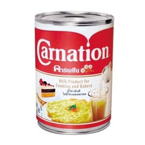 CARNATION UNSWEETENED MILK 405 GRAMS
