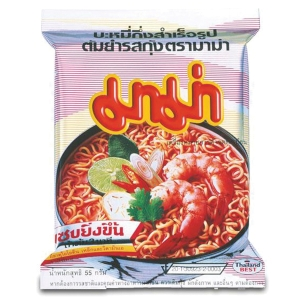 MAMA INSTANT NOODLE TOM YAM KUNG PACK OF 40