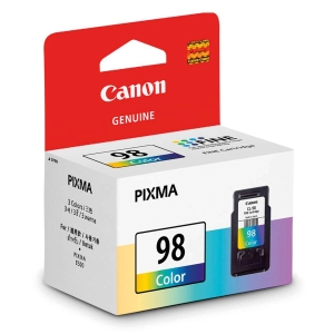 CANON CL-98 ORIGINAL INKJET CARTRIDGE TRI-COLOURS