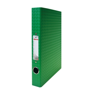 HORSE H-127 2-O-RING BINDER FOLDER A4 1.5   GREEN