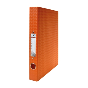 HORSE H-127 2-O-RING BINDER FOLDER A4 1.5   ORANGE