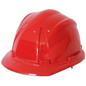TONGA 5100 SAFETY HELMET PULL RED