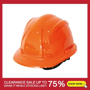 TONGA 5100 SAFETY HELMET TURN ORANGE