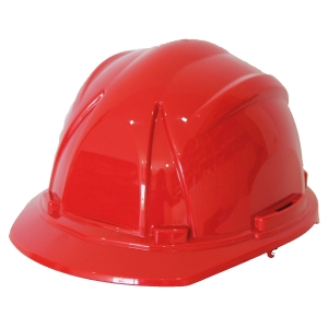 TONGA 5100 SAFETY HELMET TURN RED