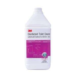 3M น้ำยาล้างห้องน้ำฆ่าเชื้อ กลิ่นพฤกษา 3800 มิลลิลิตร