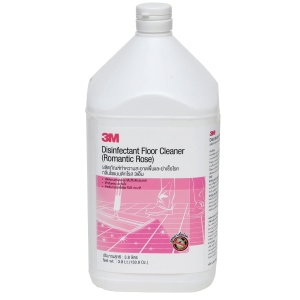 3M DISINFACTANT FLOOR CLEANER ROMANTIC ROSE 3800 MILLILITERS