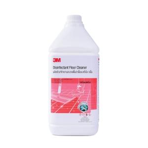 3M น้ำยาทำความสะอาดพื้นฆ่าเชื้อ ชมพู 3800 มิลลิลิตร