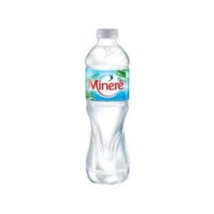 MINERE MINERAL DRINKING WATER 0.5 LITRES PACK OF 12