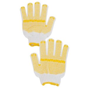 ANTI SLIP GLOVES COTTON PAIR