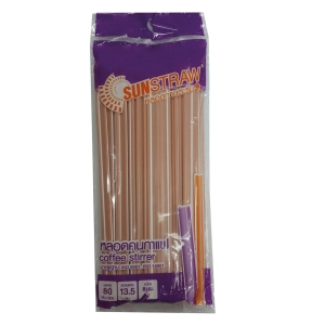 STIRRERS STRAW PLASTIC 11 CENTIMETRES PACK OF 80